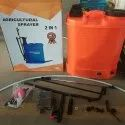2 In 1 Agricultural Battery Sprayer