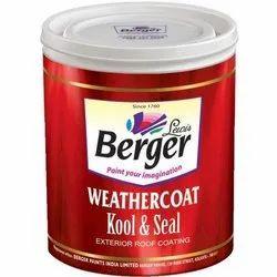 BERGER WEATHERCOAT KOOL & SEAL