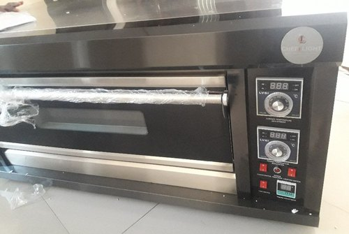Single Deck Gas Bakery Oven