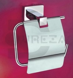 Dureza Silver Paper Holder, for Home