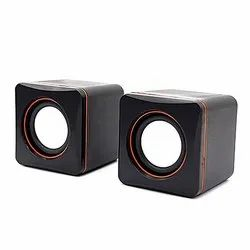 Black USB Mini Speaker
