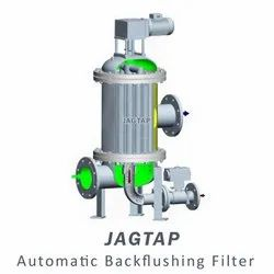 Automatic Backflushing Filter