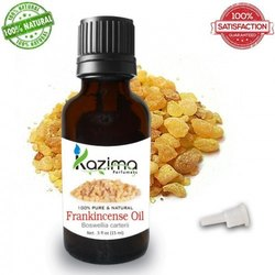 KAZIMA 100% Pure Natural & Undiluted Frankincense Oil