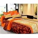 180 GSM Satin Bed Sheet
