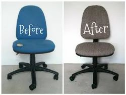 Office Chairs Fabric Change