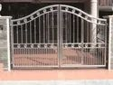 SS Gate grill