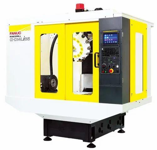 Fanuc Robodrill Compact Vertical Machining Center, 10-20 HP, | ID ...