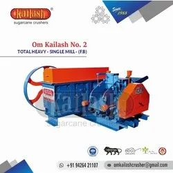 Om Kailash No.2 Total Heavy Sugarcane Crusher