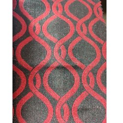 Printed Polyester Sofa Fabric, GSM: 400