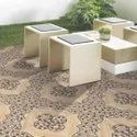 Digital finish floor tile
