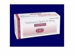 Thiopress Tab 50mg Azathioprine