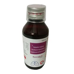 Bromhexine 2mg Guaiphenesin 50mg Terbutaline 1.5mg Menthol 2.5mg