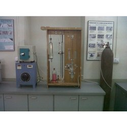 Carbon & Sulphur Determination Apparatus