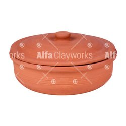 Clay Cooking Biryani Pot