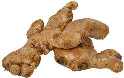 A Grade Maharashtra and Karnataka Fresh Ginger Root