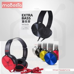MDR-XB450 On-Ear EXTRA BASS Headphones,Weight: 408g