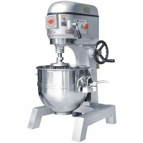 Automatic Stainless Steel Planetary Mixer, 220 V