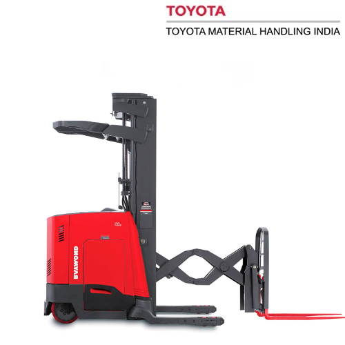Toyota Reach Trucks - Toyota 8FBR30 3 0 Ton Stand Up Battery Reach