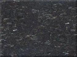 Black Polished Flash Blue Granite, For Flooring, Thickness: 15-20 mm