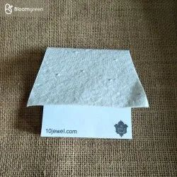 Bloom Green White Plantable Seed Paper Chit Pad