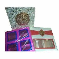 Cardboard Rectangular Dry Fruit Boxes