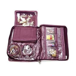 Rectangle Satin Decorative Jewelry Box, For Packaging