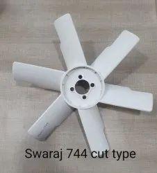 Swaraj tractor radiator fan