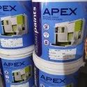 High Gloss Asian Paints Apex Exterior Emulsion Paint, Packaging Type: Bucket, Packaging Size: 20 L