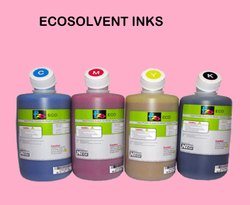 PZO Eco Solvent Printer Inks