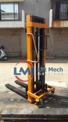 Hydraulic Pallet Stacker-2TON- HEIGHT3000MM