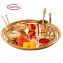 Indian Puja Thali Set
