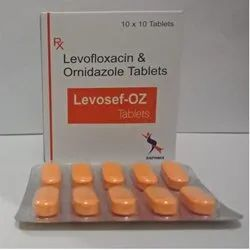 Levofloxacin and Ornidazole Tablets