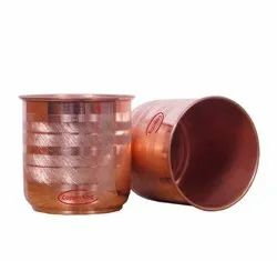 Pure Copper CopperKing Special Lota Glass