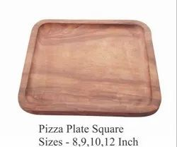 Pizza Plate Square