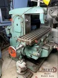 TOS FA3U Milling Machine