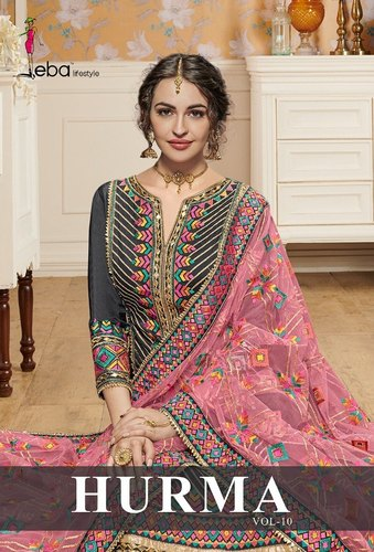 990e6aa6c4 Eba Lifestyle Hurma Presents Suit at Rs 1699 /piece | Parvat Patiya ...
