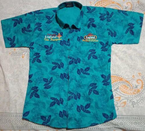835d854bc Light Blue Printed Kids Shirts, Rs 120 /unit, Jyora Dresses | ID ...
