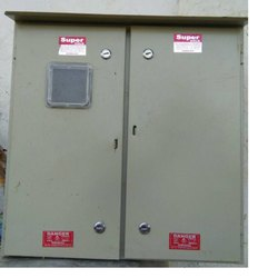 Meter Pole Box