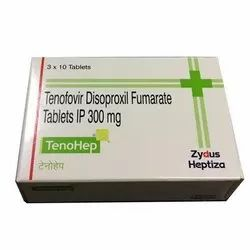 Tenohep Tablets, Packaging Type: Strip