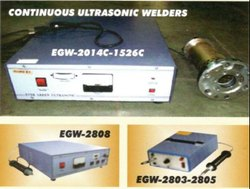 Manual Ultrasonic Welding Machine