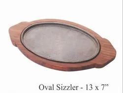 Oval Sizzler