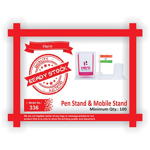 58861304b2 336 Hero Pen Stand And Mobile Stand