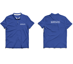 Meraki Collar T Shirt