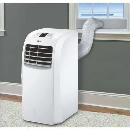 White Lg Portable Air Conditioner Rs 24000 Piece Amster Home Appliances Id 20879087597
