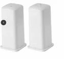 Poly Carbonate Square Salt and Pepper Shaker