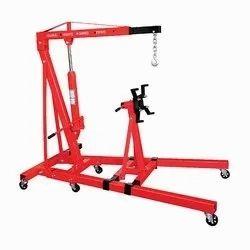 BIGBULL Shop Crane With Engine Stand