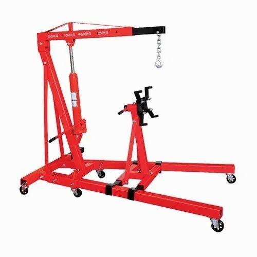 Shop Crane - BIGBULL Shop Crane With Engine Stand Exporter from Delhi