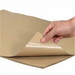 Ribbed Kraft Paper Poly