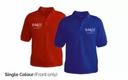 Promotional Embroidered T Shirt for Men's