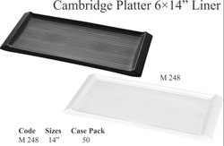Cambridge Platter Liner